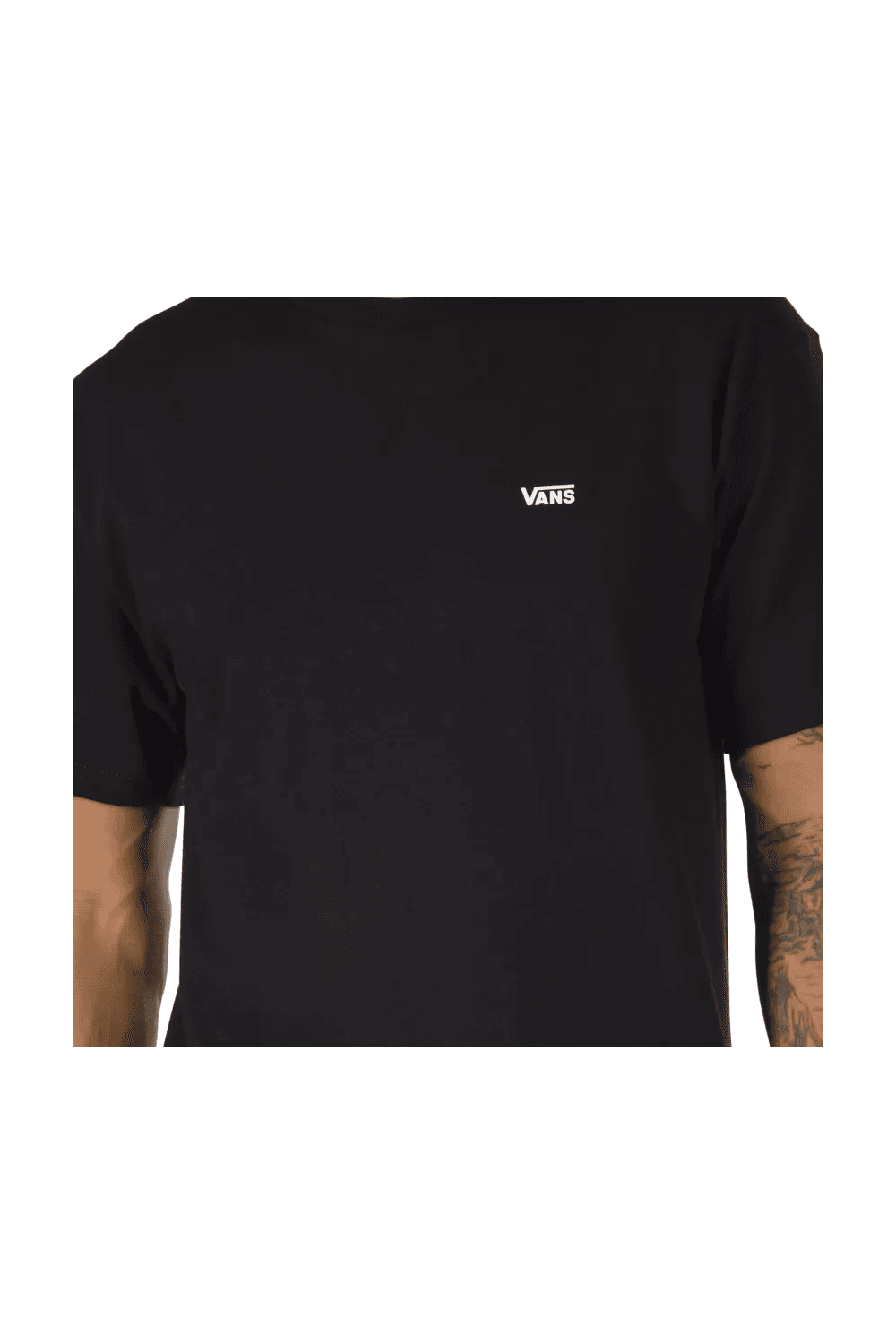 Vans Vans Ss T Shirt Mn Left Chest Logo Departments From Fresh Pop Uk